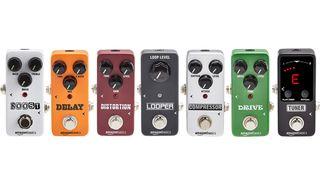 AmazonBasics guitar pedals
