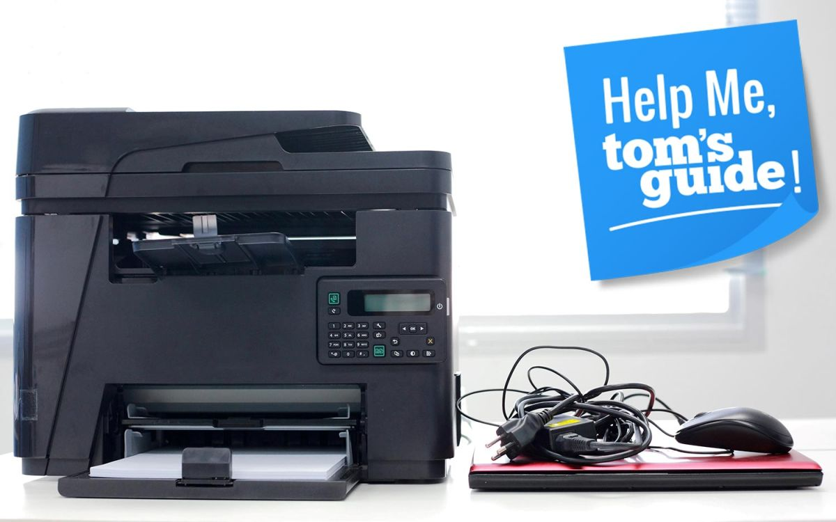 Help Me, Tom's Guide: How Do I Find My Printer's Drivers