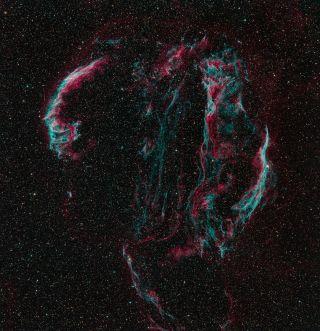 Veil Nebula Skywatching Fera