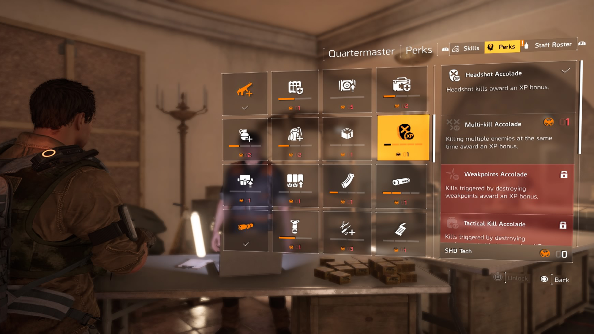 The best Division 2 perks: build the best character in The