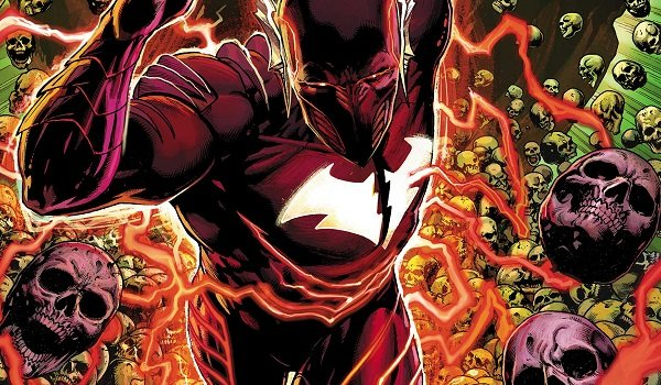The Red Death DC Comics