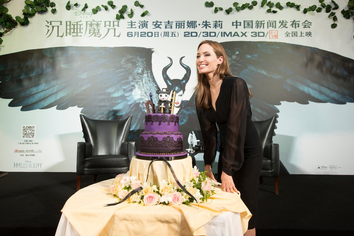 Angelina Jolie Says Maybe She'll Get To Play Maleficent Again #8319