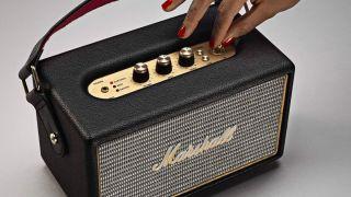 Marshall bluetooth speaker