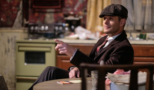 supernatural dean as michael season 14