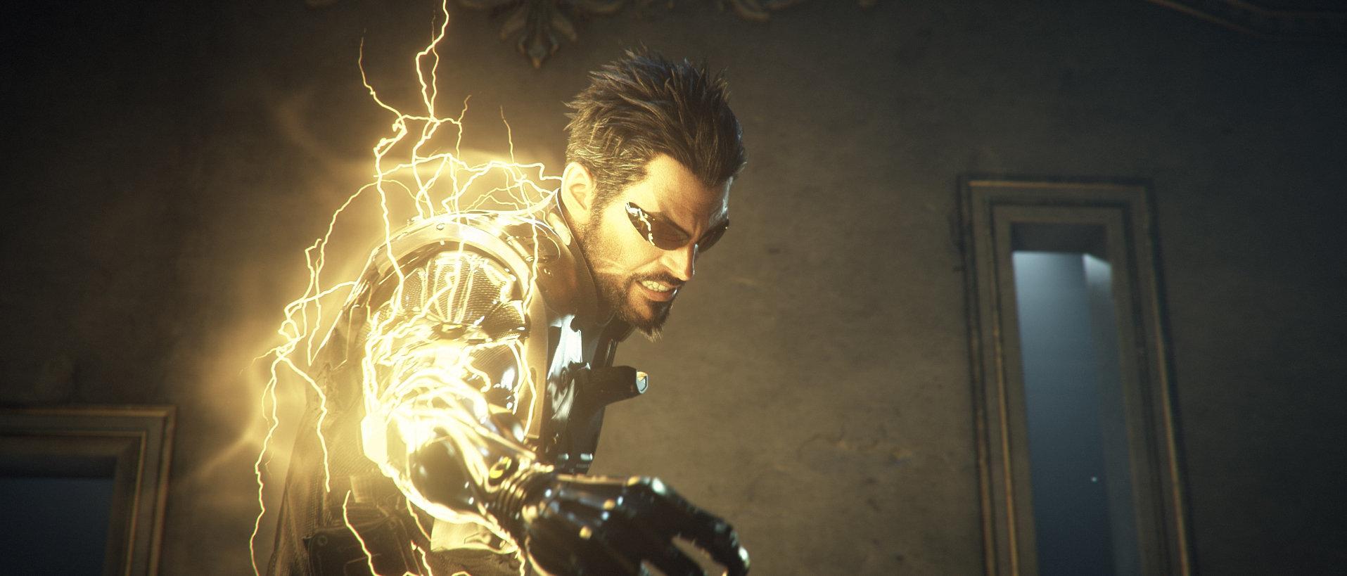 Deus Ex: Mankind Divided Trailer Reveals The Sequel's Story #32699