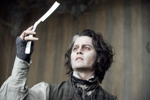 Sweeney Todd - The Demon Barber of Fleet St, Johnny Depp