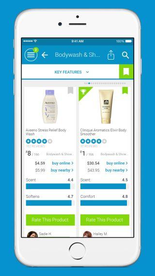 Purchx app screenshot