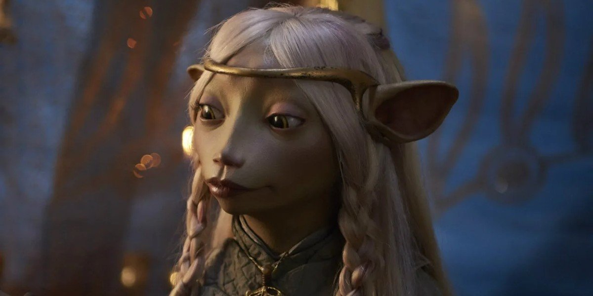 Screenshot from Netflix's Dark Crystal: Age of Resistance