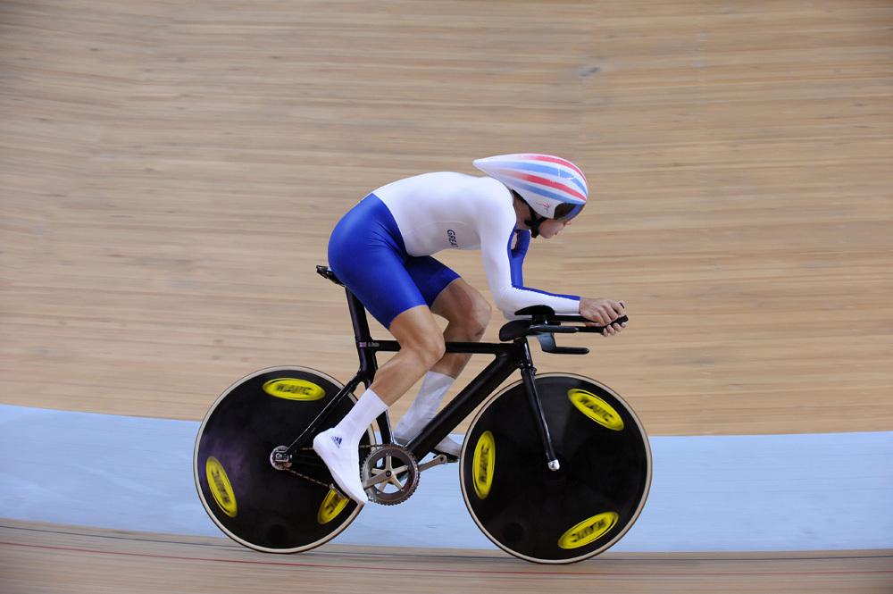Steve Burke Olympic Games 2008
