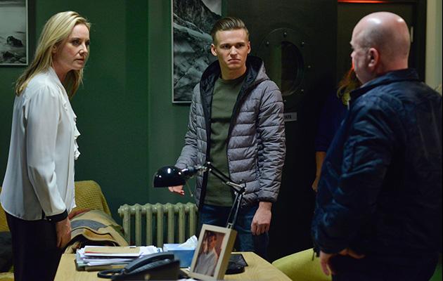 EastEnders spoilers: Hunter Owen Mel Healy Phil Mitchell