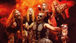 A promotional picture of Sabaton