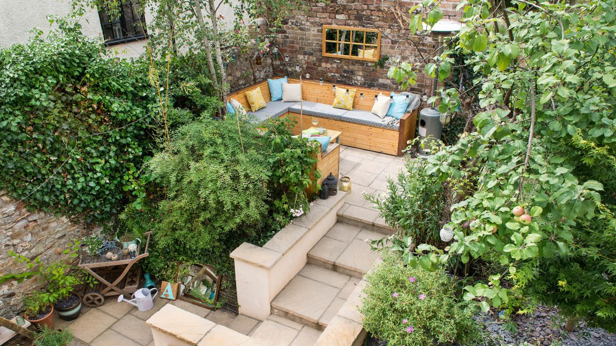 Tiered garden ideas: 11 stylish ways to use levels in your plot