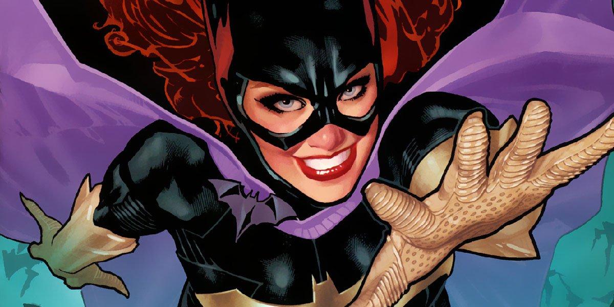 Barbara Gordon is Batgirl in DC Comics