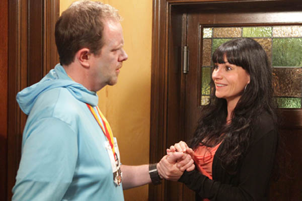 Emmerdale's Lucy Pargeter: 'Chas proposes!'