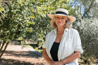 Helen Drinkwater in a Year In Provence with Carol Drinkwater