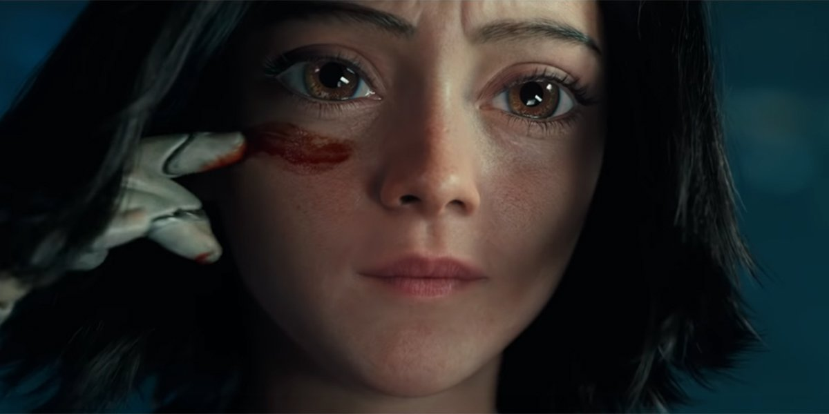 Surprise, Robert Rodriguez's Alita: Battle Angel Follow-Up Is Heading To Streaming - CINEMABLEND
