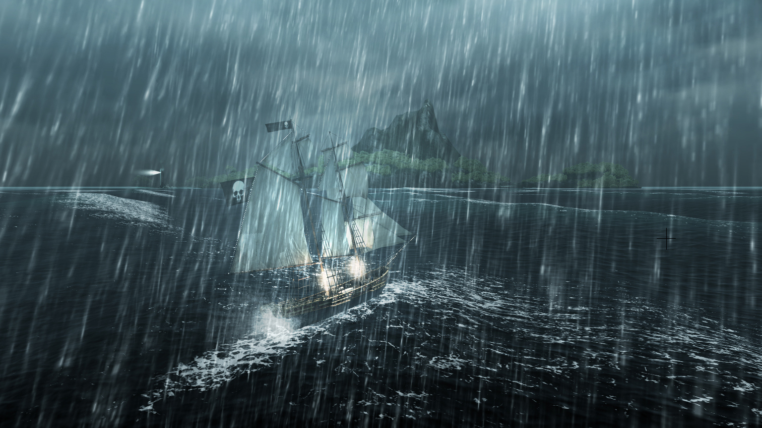 Assassin's Creed Pirates Set One Year After Assassin's Creed 4 #28806