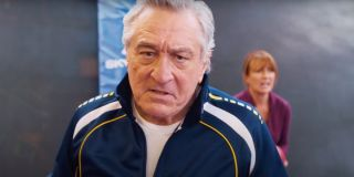 The War With Grandpa Robert De Niro in a tracksuit for dodgeball