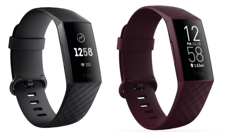Fitbit Charge 3 vs Fitbit Charge 4 watches