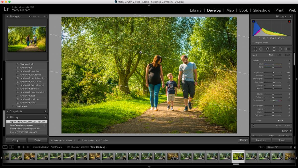 Crash course: Lightroom Classic CC for complete beginners