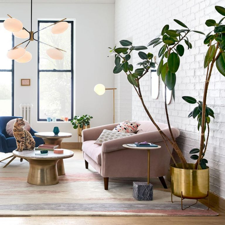 sustainable furniture West Elm Parlor sofa