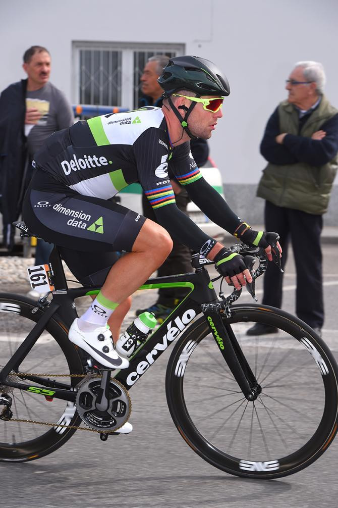 Mark Cavendish looking for a second Milan-San Remo title