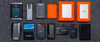 Recent External SSDs