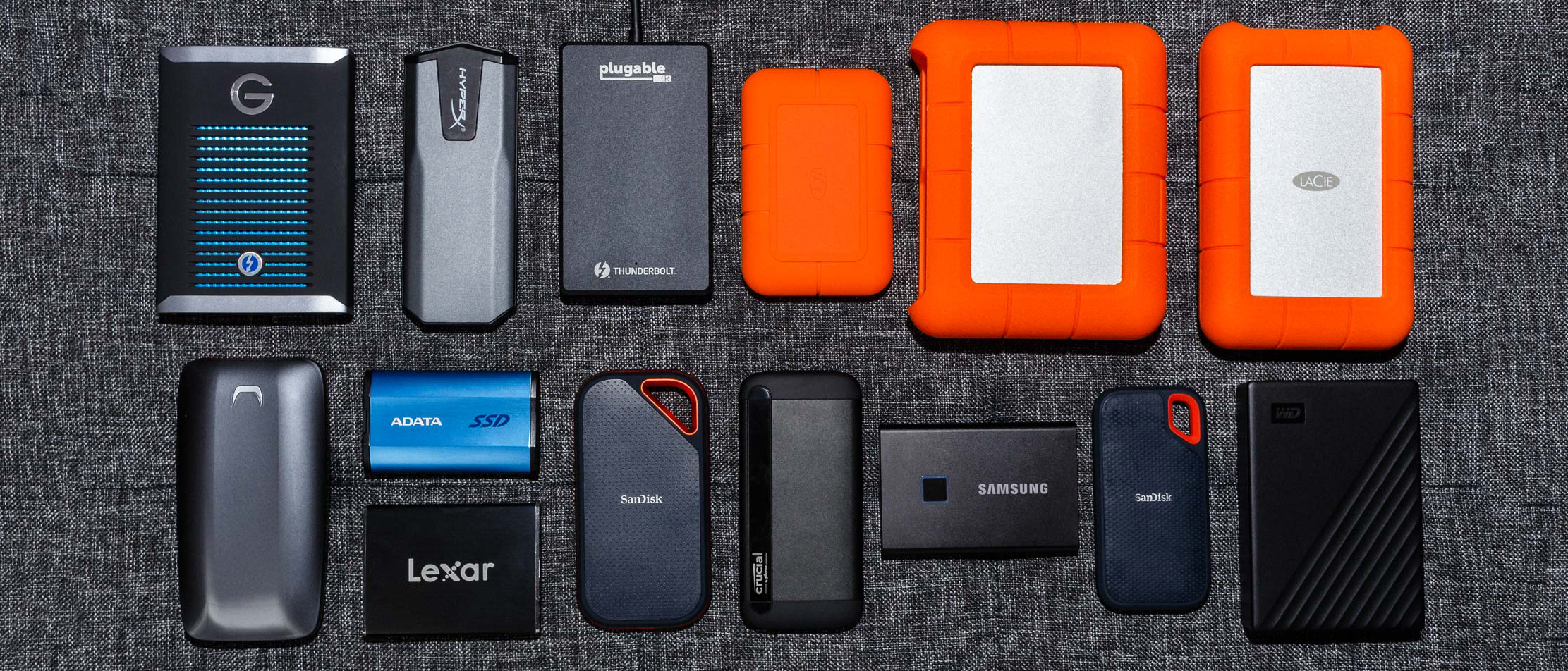 Best External Hard Drives And Ssds Of 2021 Tom S Hardware