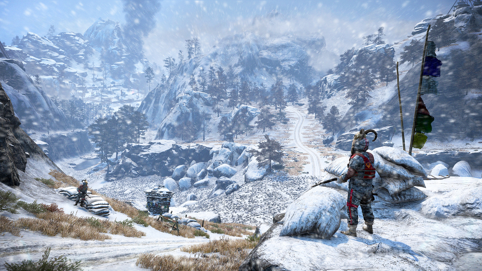 Far Cry 4 Yeti DLC Trailer And Screenshots Reveal Your Next Big Challenge #32589