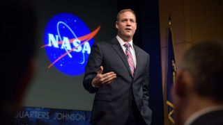 Forrmer NASA Administrator Jim Bridenstine is joining a private equity firm.