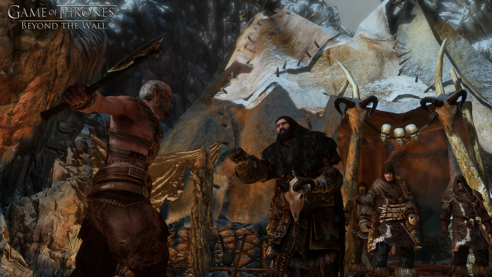 Game Of Thrones DLC Travels Beyond The Wall #24533