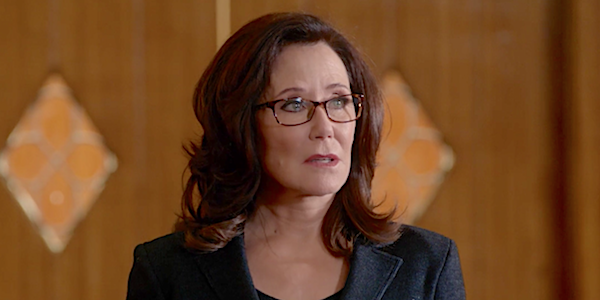 Why Major Crimes Went With That Shocking Death, According To
