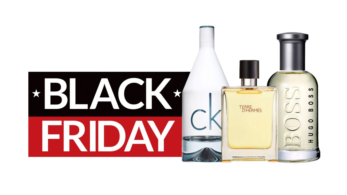 Up to 80% off men's fragrances from Calvin Klein, Hugo Boss, Hermés and more in this Black Friday sale