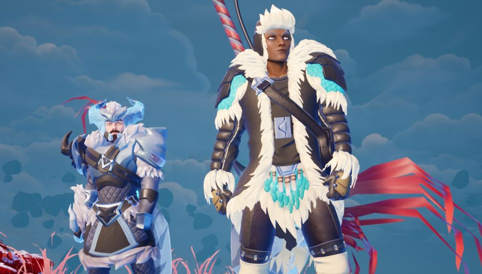 It's hard to find much of a reason to play Dauntless over Monster Hunter: World