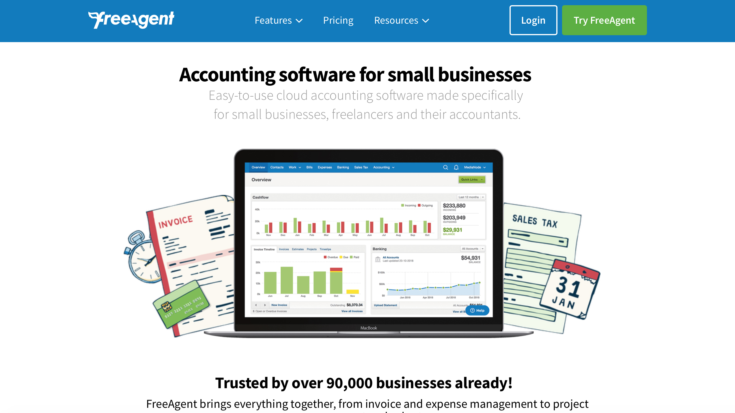 free accounting software for small business nz