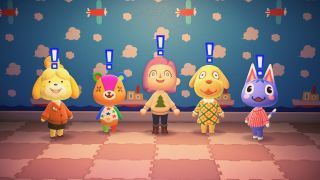 How To Get Reactions In Animal Crossing New Horizons Gamesradar