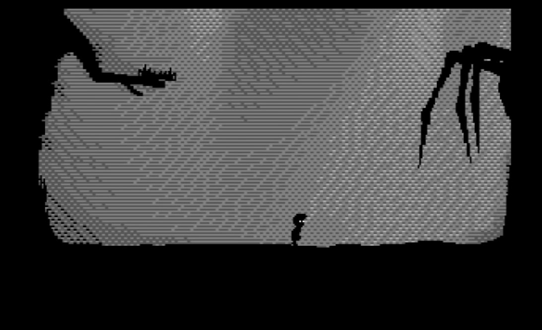 This Commodore 64 demake of Limbo looks incredible | PC Gamer