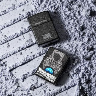 Zippo Celebrates Apollo 11 50th With 'Collectible of the Year' Lighter