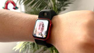 Wristcam for Apple Watch