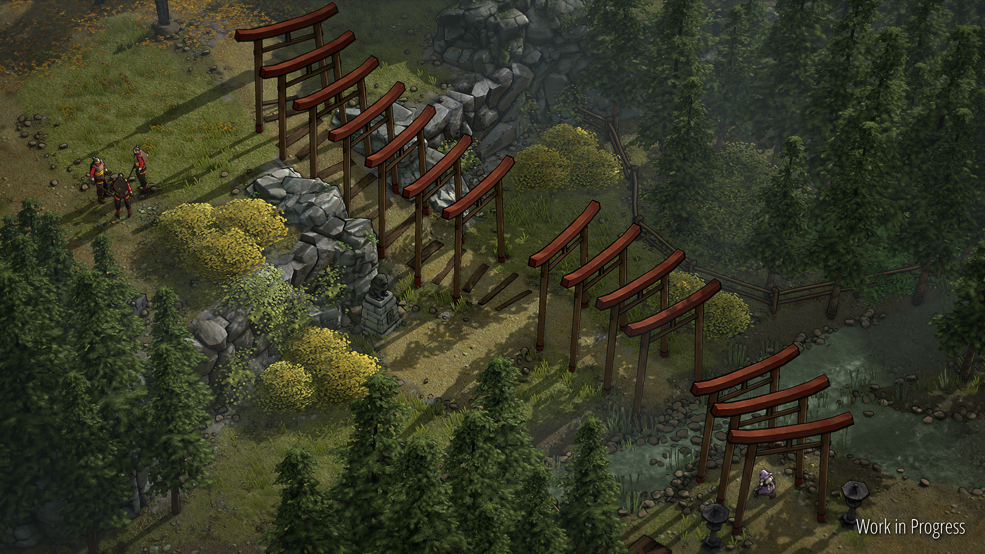 Aiko's Choice is a sneaky new standalone expansion for Shadow Tactics: Blades of the Shogun