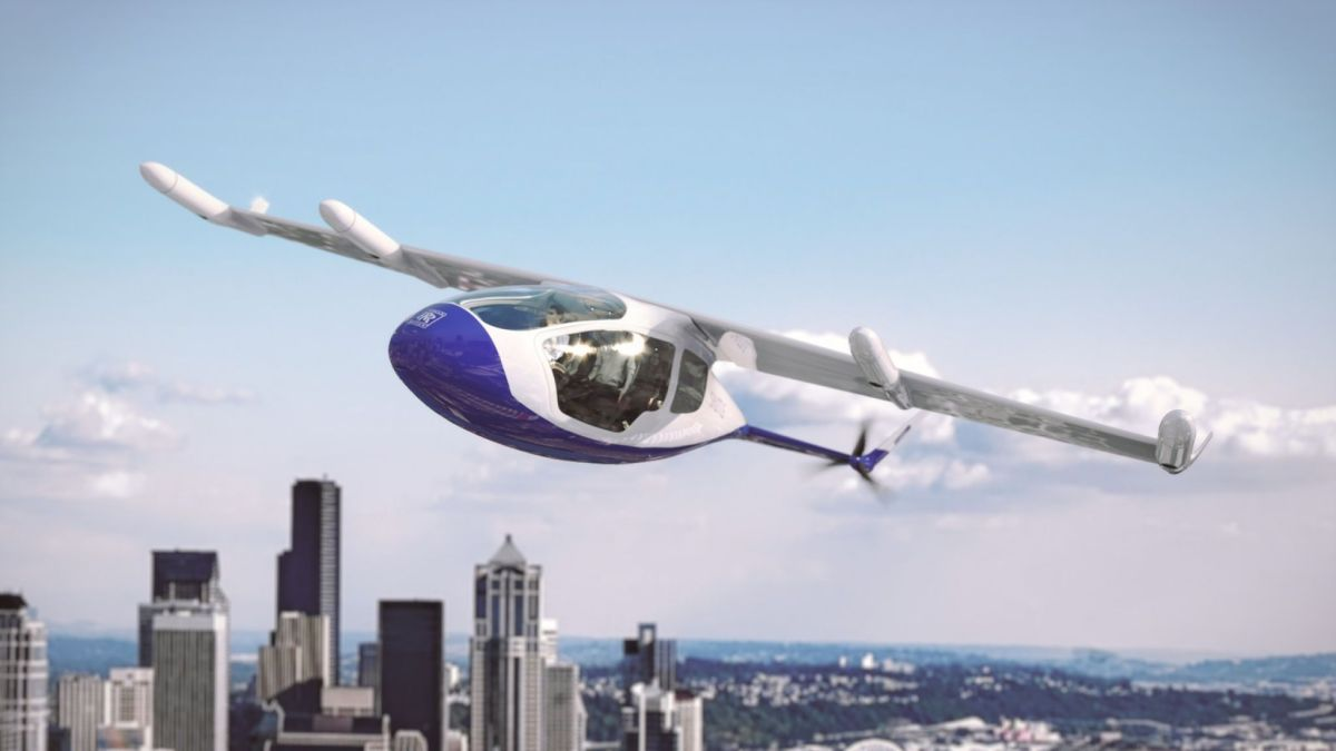 Rolls-Royce wants to create a flying taxi cab
