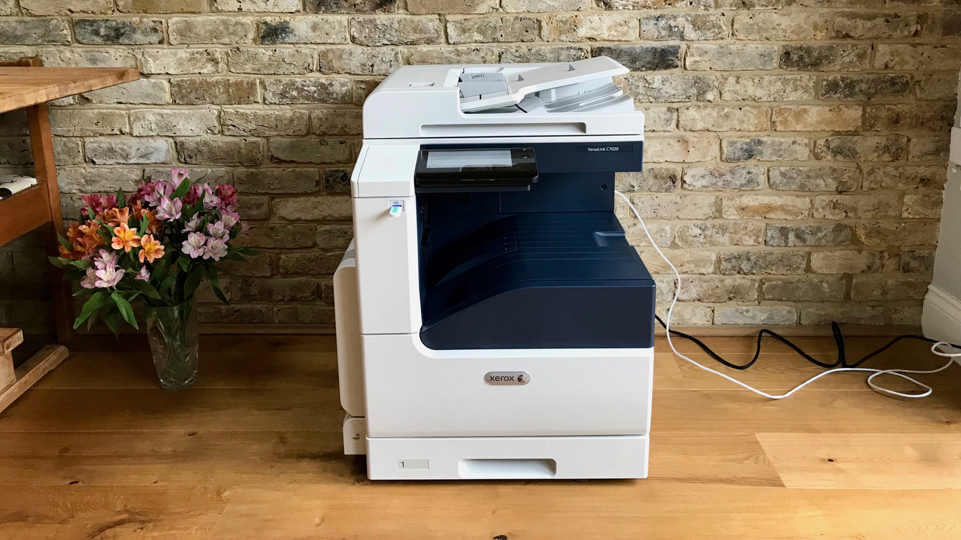Xerox VersaLink C7020 review | TechRadar