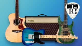 Make some noise this October with up to 30% off guitar gear and more in the Musician's Friend Rocktober sale