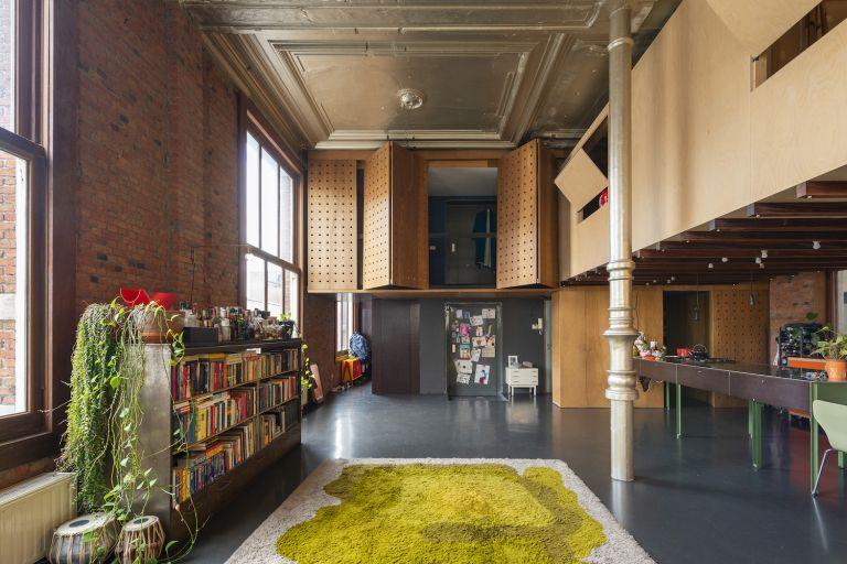 loft in Antwerp