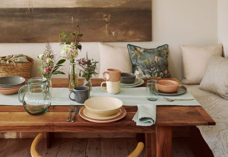 This new Sainsbury's homeware range is bringing the spring vibes we all need right now