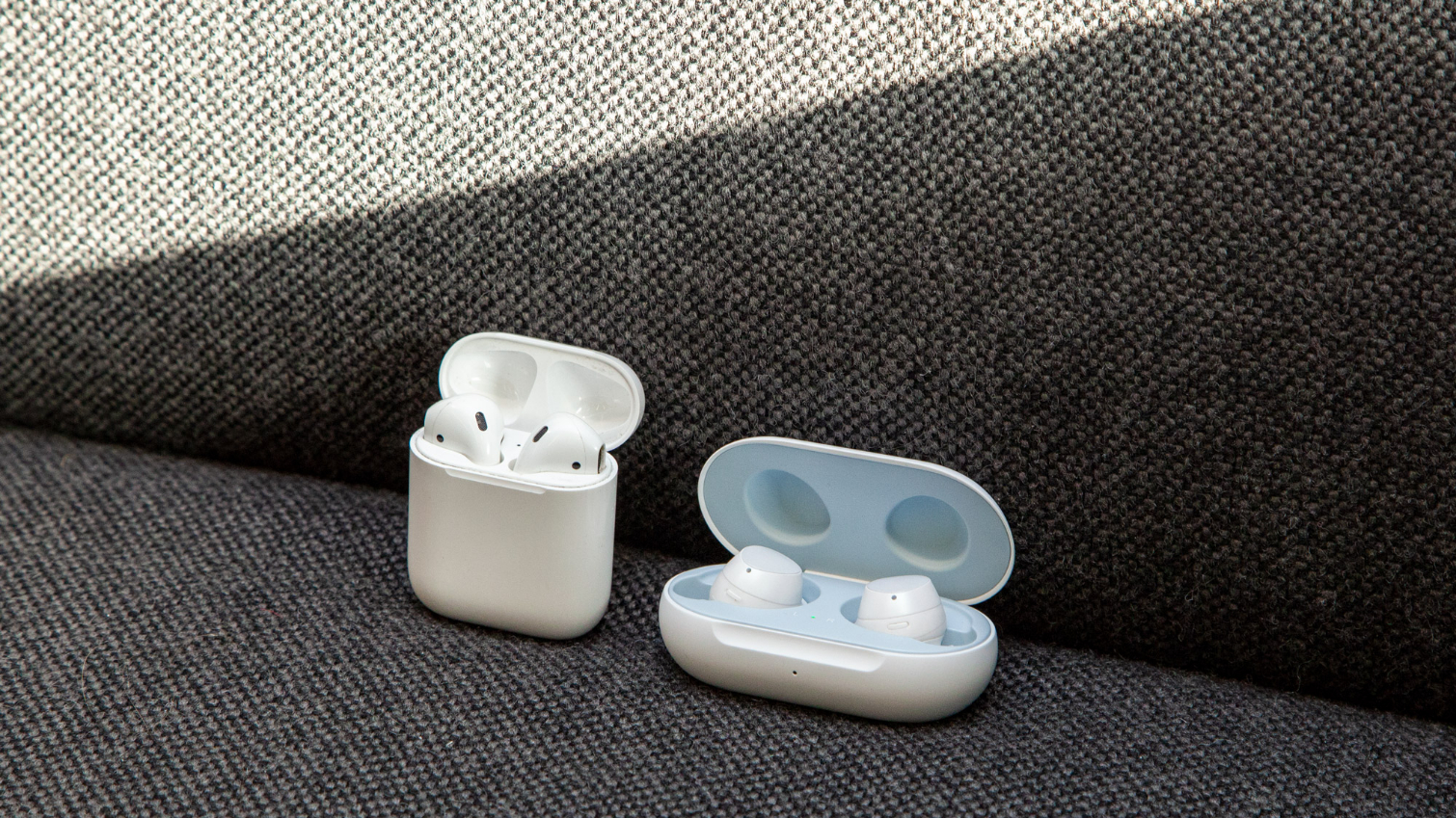 Apple AirPods vs  Galaxy Buds: Why Samsung Wins | Tom's Guide