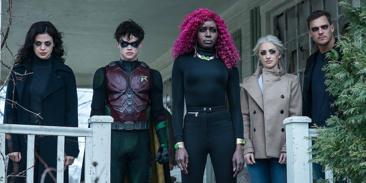 titans evil season 2