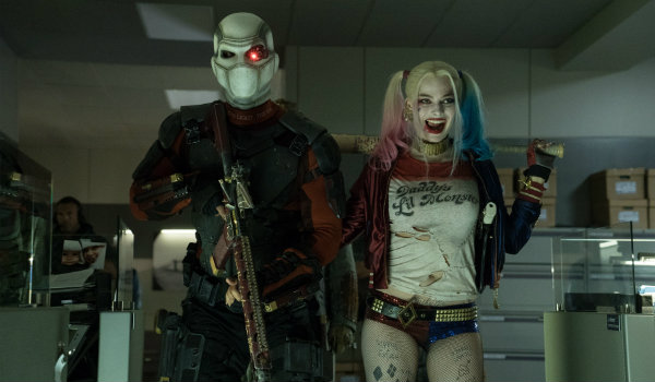 Suicide Squad Harley Quinn Deadshot