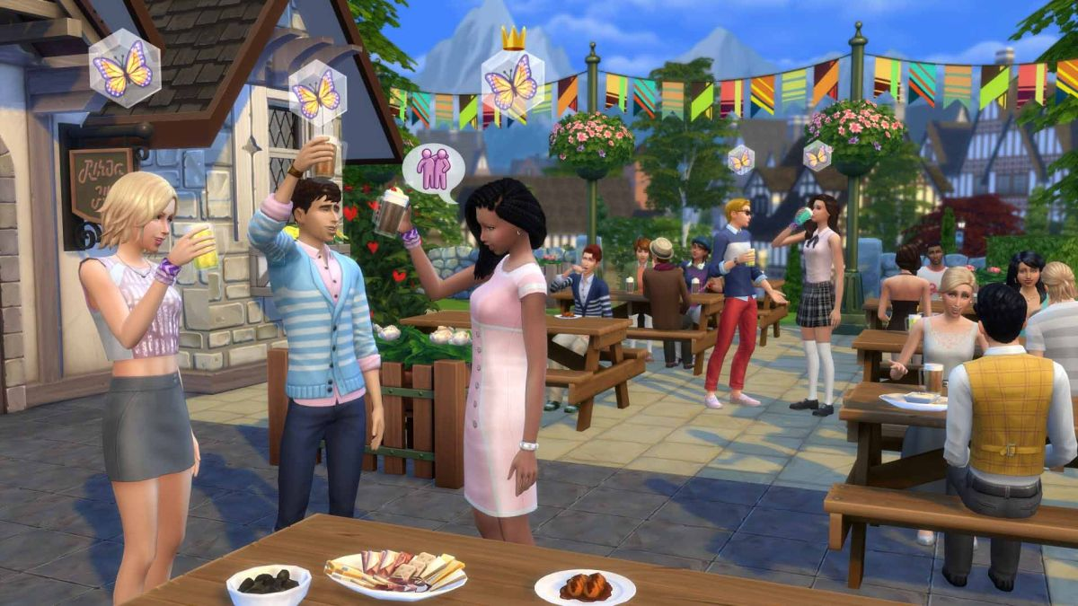The Sims 4 cheats: Immortal Sims, free houses, infinite