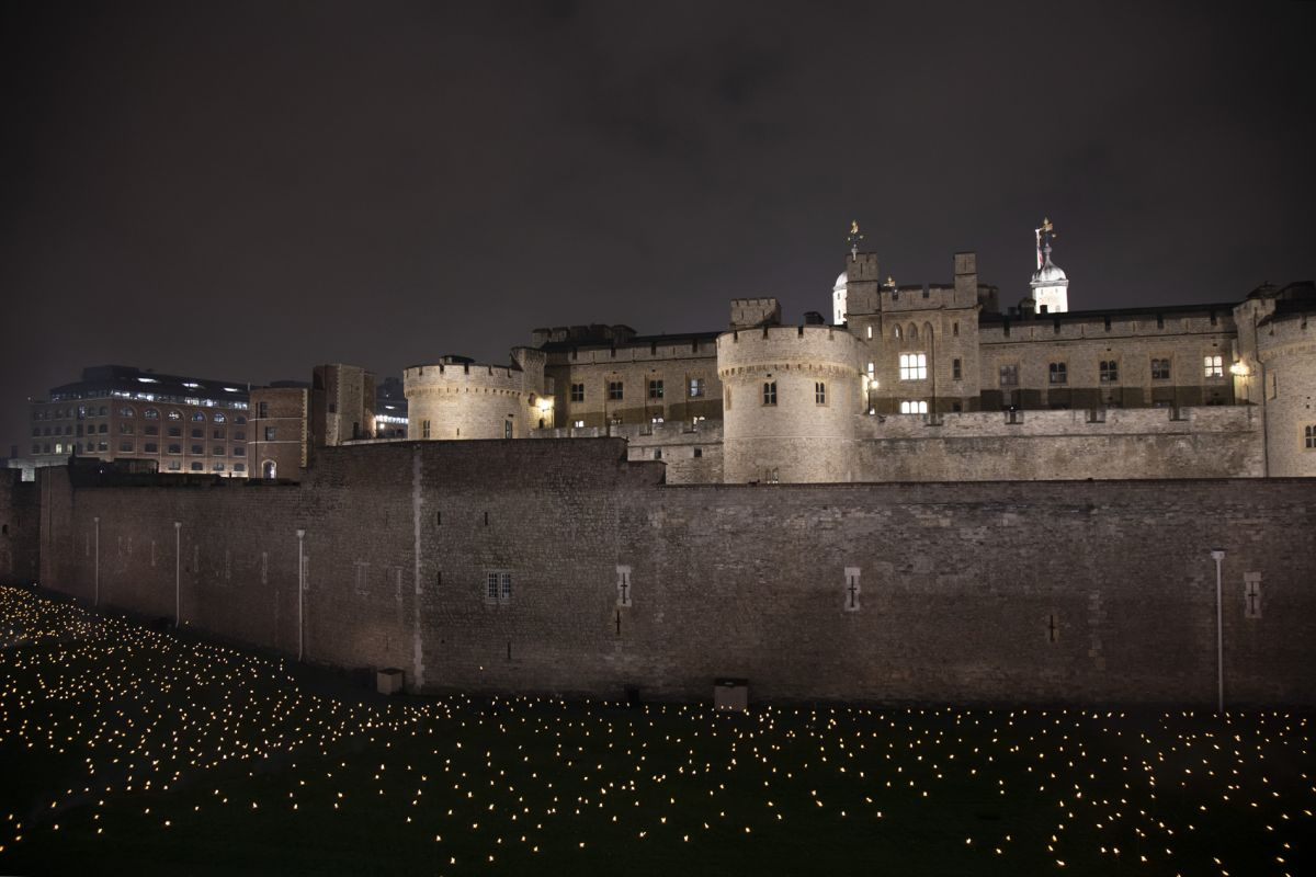 Skeletons Discovered in the Tower of London for First Time in 50 Years